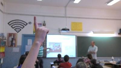 415 escolars participen als tallers de riscos elèctrics de FEDA