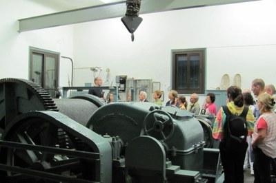 Darrera visita nocturna per visitar el Camí Hidroelèctric d'Engalosters