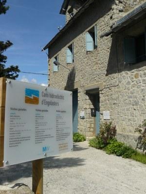 El Camí Hidroelèctric d'Engolasters amplia els seus horaris i ofereix visites entre setmana