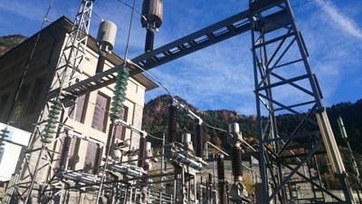 El consum elèctric del novembre ha crescut  un 0,1 % respecte al del mateix mes del 2014