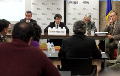 El Fòrum Energia i Futur dibuixa el futur energètic d'Andorra