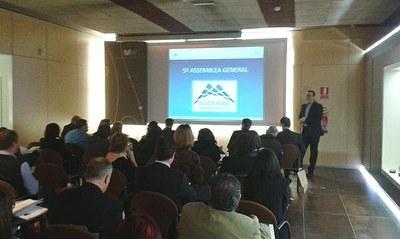 El MW Museu de l'Electricitat acull l'assemblea de l'Andorra Convention Bureau