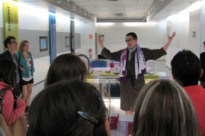 Els Quelcom ofereixen una divertida visita al Museu de l'Electricitat MW