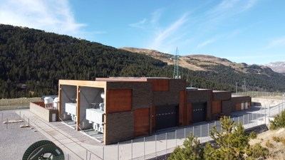 Es liciten les obres per a la construcció de la futura línia d'alta tensió entre Encamp i Grau Roig
