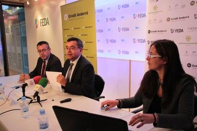 Es presenta la tercera edició del Saló Pirineu Sostenible amb el patrocini de FEDA