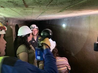 FEDA atura la central hidroelèctrica durant una setmana per fer accions de manteniment