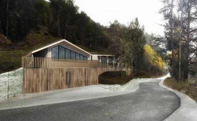 FEDA comença la construcció de l'edifici de l'ETR de la Gonarda