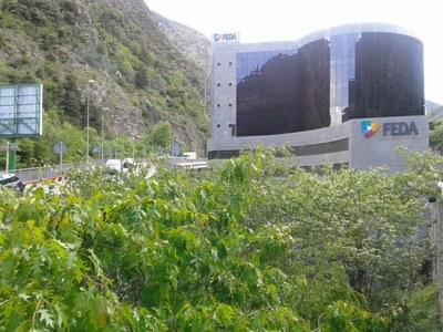FEDA culmina el 2016 amb la posada en marxa de la primera central de cogeneració del país