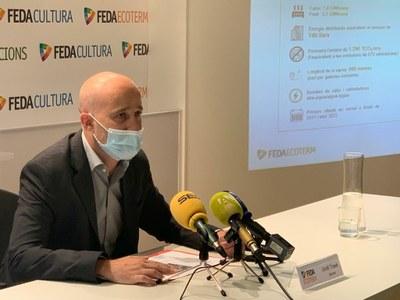 FEDA Ecoterm comença la construcció de la xarxa de fred i calor a Escaldes-Engordany