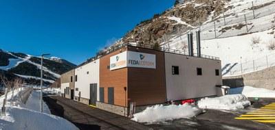 FEDA Ecoterm incorpora prop de 200 nous habitatges a la xarxa de calor de Soldeu - el Tarter