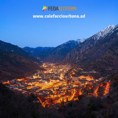 FEDA Ecoterm posa en marxa un web per presentar la xarxa de calor d'Andorra la Vella