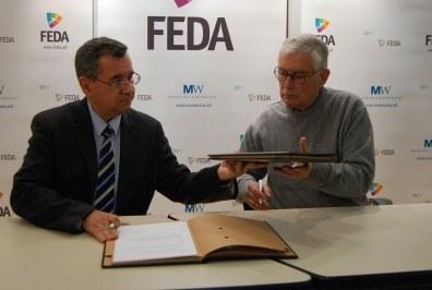 FEDA encomana al Col·legi d'Arquitectes un estudi per conèixer les solucions energètiques dels edificis