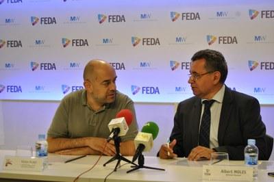 FEDA i el COAA signen un conveni per promoure l'estalvi i l'eficàcia energètica