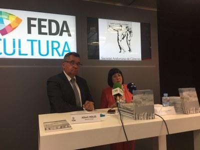 FEDA i la Societat Andorrana de les Ciències han presentat el llibre 'El canvi climàtic i Andorra'