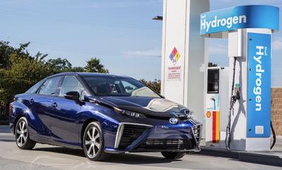 FEDA instal·larà un punt de proveïment per a vehicles d'hidrogen