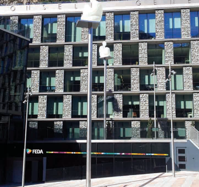 FEDA millora l'atenció al públic i trasllada l'oficina de Clara Rabassa a Prat de la Creu