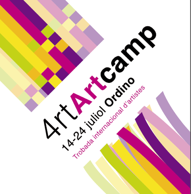 FEDA patrocina l'Art Camp 2014
