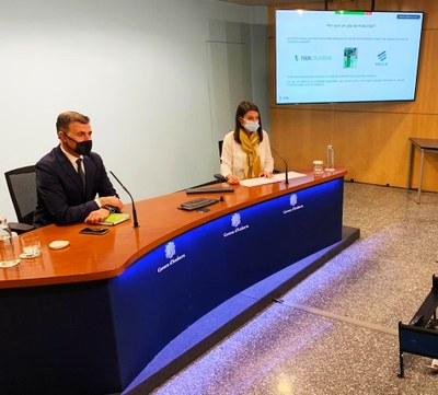 FEDA presenta el seu pla de mobilitat sostenible