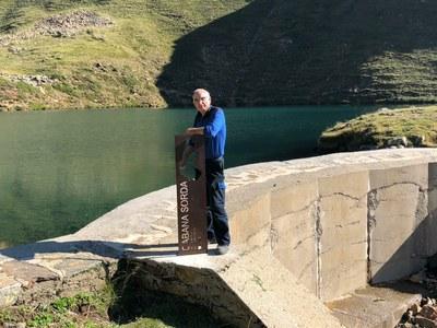 FEDA presenta l'itinerari de muntanya Cercle d'aigua