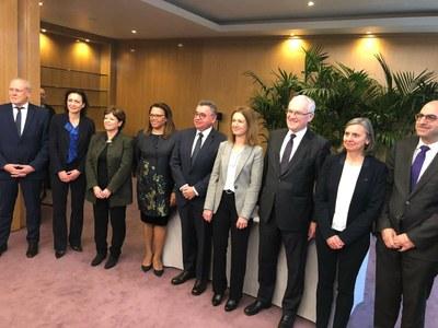 FEDA signa tres acords amb EDF i les seves filials que acosten Andorra al nou model energètic