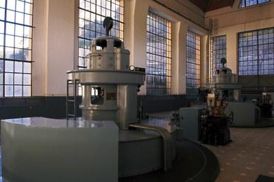 FEDA supera el rècord històric de producció de la central hidroelèctrica