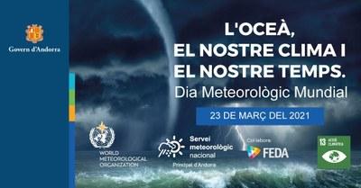 La xarxa d'estacions meteorlògiques d'Andorra s'integra a la base de dades de l'Organització Mundial de la Meteorologia