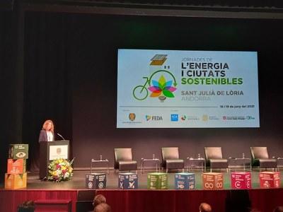 Les Jornades de l'energia i ciutats sostenibles conviden a la reflexió sobre la transició energètica
