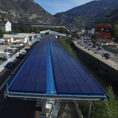 L'Estació Nacional d'Autobusos, una infraestructura sostenible!
