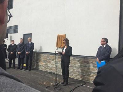 S'inaugura la primera central de cogeneració del país
