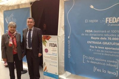 S'inaugura l'espai solidari de FEDA